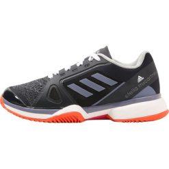 Buty sportowe damskie: adidas Performance SMC BARRICADE Obuwie multicourt legblu/suppur/white