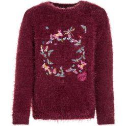 Desigual ANAXIMENES Sweter burdeos. Czerwone swetry chłopięce marki Desigual, z materiału. W wyprzedaży za 199,20 zł.