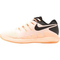 Buty trekkingowe damskie: Nike Performance AIR ZOOM VAPOR X HC Obuwie do tenisa Outdoor crimson tint/black/orange pulse