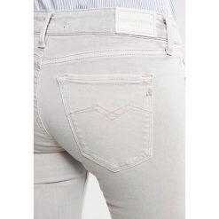 Rurki damskie: Replay LUZ Jeans Skinny Fit cement