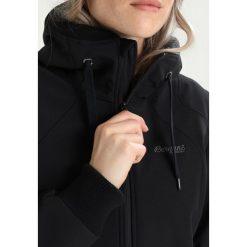 Bergans VIKA LADY COAT Kurtka z polaru solidblack. Szare kurtki sportowe damskie Bergans, l, z elastanu. W wyprzedaży za 568,65 zł.