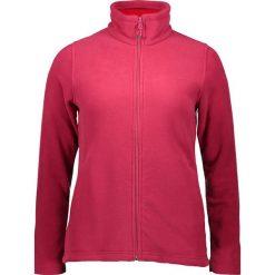 Kurtka polarowa w kolorze różowym. Czerwone kurtki damskie CMP Women, z polaru. W wyprzedaży za 113,95 zł.