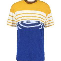T-shirty męskie z nadrukiem: RVLT Tshirt z nadrukiem yellow