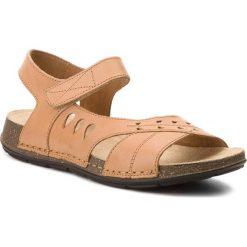 Sandały damskie: Sandały LASOCKI – WI21-CORSA-05 Camel