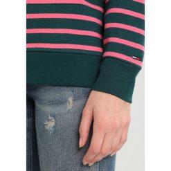 Bluzy damskie: Tommy Jeans Bluza sea moss / confetti