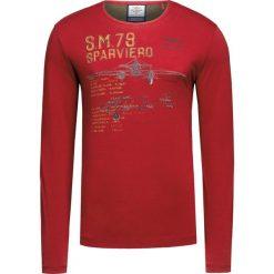 T-shirty męskie: T-shirt AERONAUTICA MILITARE Czerwony