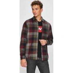 Camel Active - Koszula. Szare koszule męskie na spinki marki S.Oliver, l, z bawełny, z włoskim kołnierzykiem, z długim rękawem. Za 339,90 zł.
