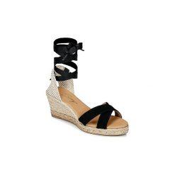 Sandały Betty London  IDILE. Czarne sandały damskie marki Betty London. Za 239,00 zł.