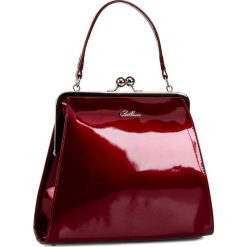 Torebka BELLUCCI - R-110 Czeresnia Lak. Czarne torebki klasyczne damskie marki Bellucci. W wyprzedaży za 209,00 zł.