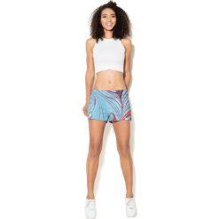 Colour Pleasure Spodnie damskie CP-020 284 niebieskie r. M/L. Różowe spodnie sportowe damskie marki Colour pleasure. Za 72,34 zł.