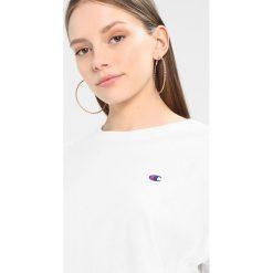 T-shirty damskie: Champion Reverse Weave CLASSIC SMALL LOGO Tshirt z nadrukiem white