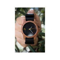Drewniany zegarek SPORT 45 n075. Czarne zegarki męskie Neatbrand. Za 385,00 zł.