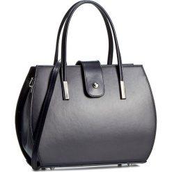 Torebka CREOLE - RBI10157 Granat. Niebieskie torebki klasyczne damskie Creole, ze skóry. W wyprzedaży za 269,00 zł.