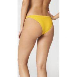 J&K Swim X NA-KD Dół bikini - Yellow. Żółte bikini marki NABAIJI. Za 32,00 zł.