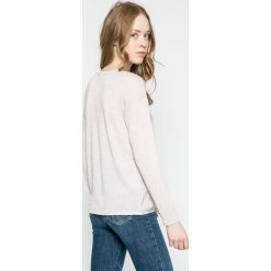 Broadway - Bluzka. Białe bluzki nietoperze marki bonprix, z nadrukiem, z wełny. W wyprzedaży za 69,90 zł.