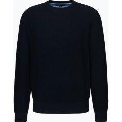 Andrew James - Sweter męski, niebieski. Niebieskie swetry klasyczne męskie Andrew James, l, z bawełny. Za 179,95 zł.