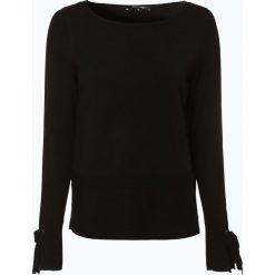 Swetry klasyczne damskie: Comma – Sweter damski, czarny