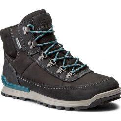 Buty trekkingowe męskie: Ecco Buty męskie Oregon czarne r. 42 (82600451052)