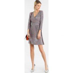 Sukienki: Anna Field Sukienka z dżerseju red/offwhite