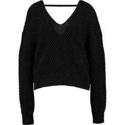 Swetry klasyczne damskie: Ivyrevel MILA  Sweter black