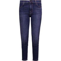 J Brand ALANA Jeans Skinny Fit mesmerik. Szare jeansy damskie marki J Brand, z bawełny. Za 1139,00 zł.