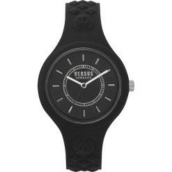 Versus Versace - Zegarek VSPOQ2. Czarne zegarki damskie Versus Versace, szklane. Za 449,90 zł.