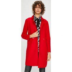 Medicine - Płaszcz Secret Garden. Czerwone płaszcze damskie marki MEDICINE, l, z materiału, klasyczne. Za 199,90 zł.