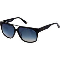 """Okulary przeciwsłoneczne """"BY4057A01"""" w kolorze czarnym. Brązowe okulary przeciwsłoneczne damskie marki Triwa, z tworzywa sztucznego. W wyprzedaży za 299,95 zł."""