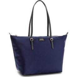 Shopper bag damskie: Torebka LAUREN RALPH LAUREN - Shopper Shopper Medium 431700399002  Navy