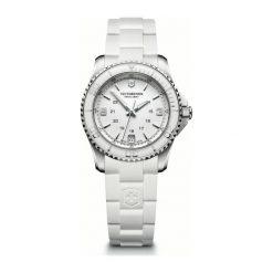 ZEGAREK VICTORINOX SWISS ARMY Maverick 241700. Czarne zegarki damskie marki KALENJI, ze stali. Za 1990,00 zł.
