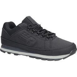 Czarne buty trekkingowe sznurowane Casu 9ACH-17000. Czarne buty trekkingowe męskie Casu, na sznurówki. Za 89,99 zł.