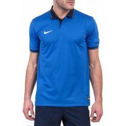 Nike Koszulka polo męska SS Squad 14   (588461 463). Niebieskie koszulki polo Nike, m. Za 119,00 zł.