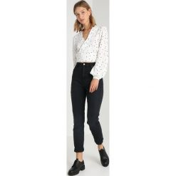Rolla's LAYLA BLOUSE Bluzka white. Czarne bluzki damskie marki Fille Du Couturier, z bawełny. Za 419,00 zł.