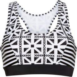 Bez Kategorii: Biustonosz bikini bonprix czarno-biały