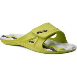 Chodaki damskie: Klapki RIDER - Daytona Fem 81414 Green/Grey 22152
