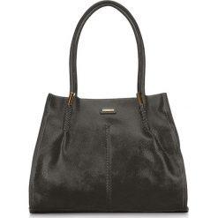 Shopper bag damskie: Torebka damska 86-4Y-665-1