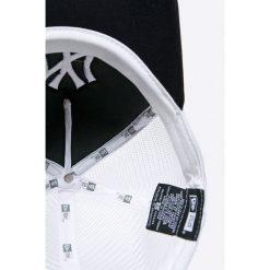 New Era - Czapka. Czarne czapki z daszkiem męskie New Era, z bawełny. Za 99,90 zł.