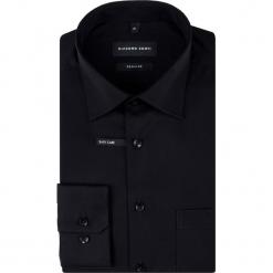 Koszula SIMONE KDCR000483. Białe koszule męskie na spinki marki bonprix, z klasycznym kołnierzykiem. Za 199,00 zł.
