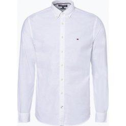 Tommy Hilfiger - Koszula męska, czarny. Czarne koszule męskie marki Cropp, l. Za 279,95 zł.