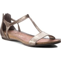 Sandały damskie: Sandały CARINII - B3779NSZ I41-000-000-B02