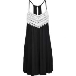 Sukienki hiszpanki: Sukienka letnia bonprix czarny