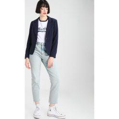 T-shirty damskie: Miss Sixty GIULIA Tshirt z nadrukiem bianco/bluette