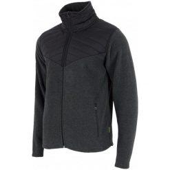 4F Męska Bluza H4Z17 plm002 Ciemny Szary Melanż Xxl. Szare bluzy męskie rozpinane 4f, m, melanż, z polaru. W wyprzedaży za 119,00 zł.