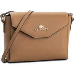 Torebka WITTCHEN - 86-4E-455-9 Brązowy. Brązowe torebki klasyczne damskie Wittchen. Za 379,00 zł.