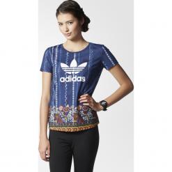 Koszulka adidas Cirandeira Tee (AY6900). Czarne bluzki damskie marki Alpha Industries, z materiału. Za 74,99 zł.