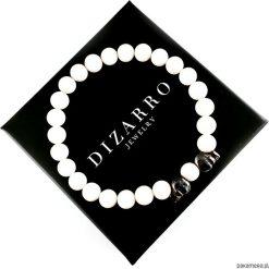 Biżuteria i zegarki: Bransoletka męska WHITE SKULLS