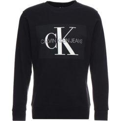Calvin Klein Jeans CORE MONOGRAM LOGO Bluza black. Czarne bluzy męskie Calvin Klein Jeans, xl, z bawełny. Za 419,00 zł.