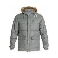 Quiksilver Kurtka Zimowa Woolmore Metal Xl. Szare kurtki sportowe męskie Quiksilver, na zimę, m. W wyprzedaży za 509,00 zł.