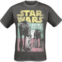 T-shirty męskie: Star Wars Episode 8 – Die letzten Jedi – AT-M6 Walker T-Shirt ciemnoszary