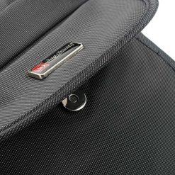 TYSON Pojemna i mocna torba na ramię raportówka Czarna. Czarne torby na ramię męskie marki Bag Street, w paski, na ramię. Za 69,90 zł.